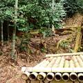写真: 醍醐天皇ご縁の井戸