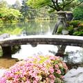 徽軫灯籠(ことじとうろう)と虹橋