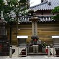 写真: 大師堂脇の風景