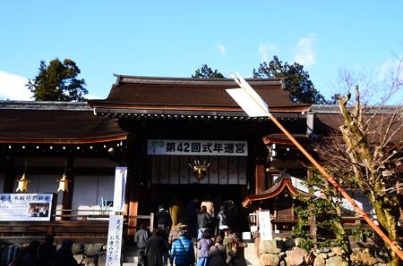 上賀茂神社・本殿