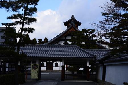 元日の相国寺