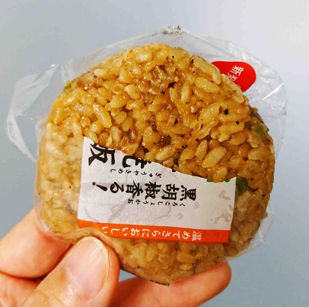 セブン牛焼飯