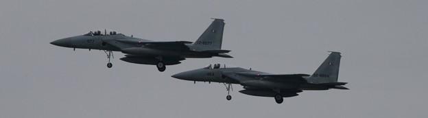 F-15機動キャンセル