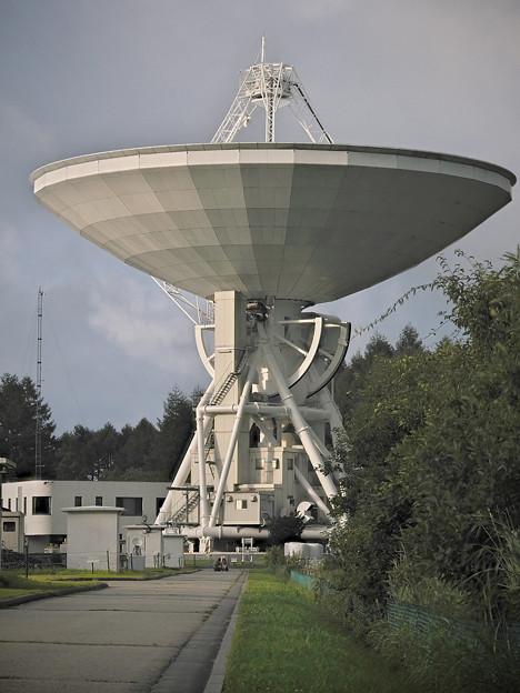 170817_長野県南牧村・国立天文台野辺山宇宙電波観測所_45m電波望遠鏡_F170817D8014_MZD60M_FH_C-SG_FS5_X8Ss