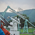 170817_長野県南牧村・国立天文台野辺山宇宙電波観測所_展示用アンテナ_F170817D8059_MZD60M_FH_C-SG_FS5_X8Ss