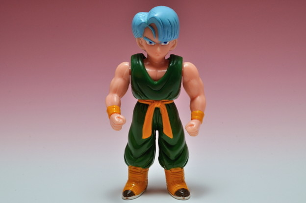 BANDAI_SUPER BATTLE COLLECTION Vo.16 DRAGON BALL Z TRUNKS_002
