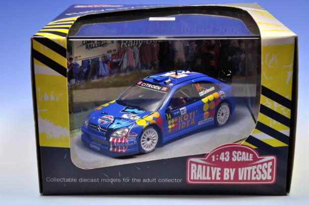Vitesse_Rallye by Vitesse Citroen Xsara Wrc #14 Deutschland Rally 2006_001