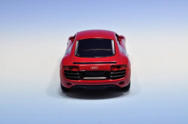サントリーボス_アウディコレクション Audi R8_005