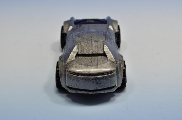 MATTEL_Hot Wheels Batman v Superman Dawn of Justice ARMORED BATMAN_005