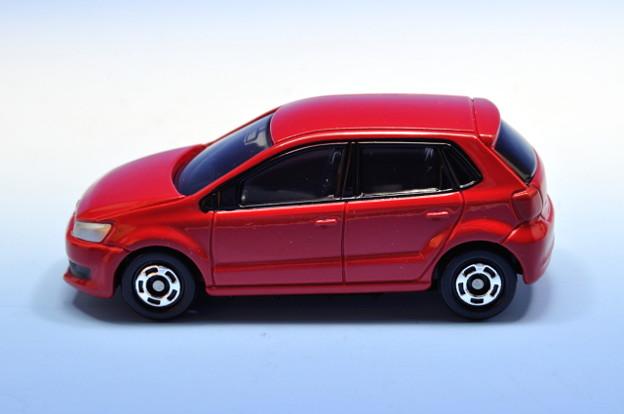 タカラトミー_トミカ フォルクスワーゲン ポロ Volkswagen Polo_004