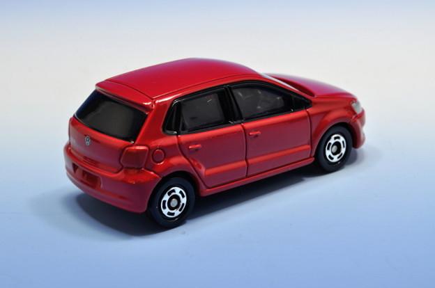 タカラトミー_トミカ フォルクスワーゲン ポロ Volkswagen Polo_003