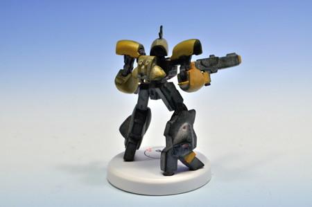 バンダイ_ガンダムミニフィギュアセレクションプラス 機動戦士Zガンダム NRX-044 アッシマー_005