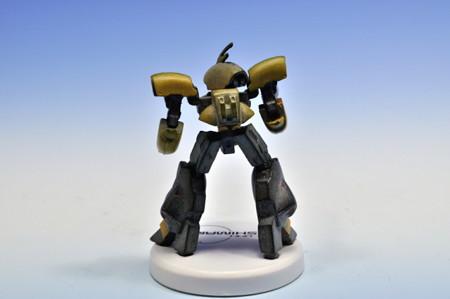 バンダイ_ガンダムミニフィギュアセレクションプラス 機動戦士Zガンダム NRX-044 アッシマー_002