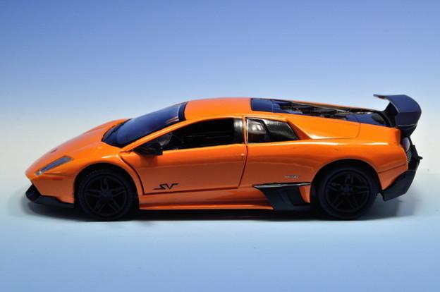 ジョーゼン_キャストワールド Lamborghini Murcielago ランボルギーニ ムルシエラゴ_003