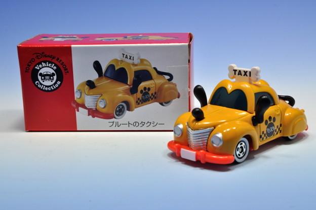 タカラトミー_トミカ-TOKYO DISNEY RESORT Vehicle Collection プルートのタクシー_006