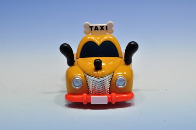 タカラトミー_トミカ-TOKYO DISNEY RESORT Vehicle Collection プルートのタクシー_004