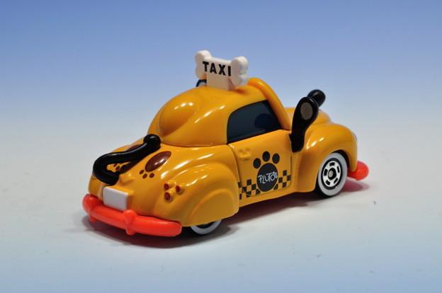 タカラトミー_トミカ-TOKYO DISNEY RESORT Vehicle Collection プルートのタクシー_002