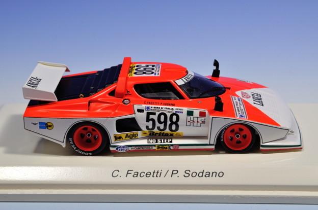 MINIMAX_Reve Collection Lancia Stratos Turbo Gr.5 Giro d'italia Winner No.598_009