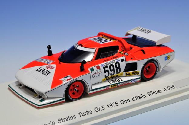 MINIMAX_Reve Collection Lancia Stratos Turbo Gr.5 Giro d'italia Winner No.598_004
