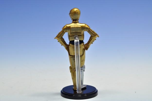 フルタ_チョコエッグ スター・ウォーズ C-3PO_002
