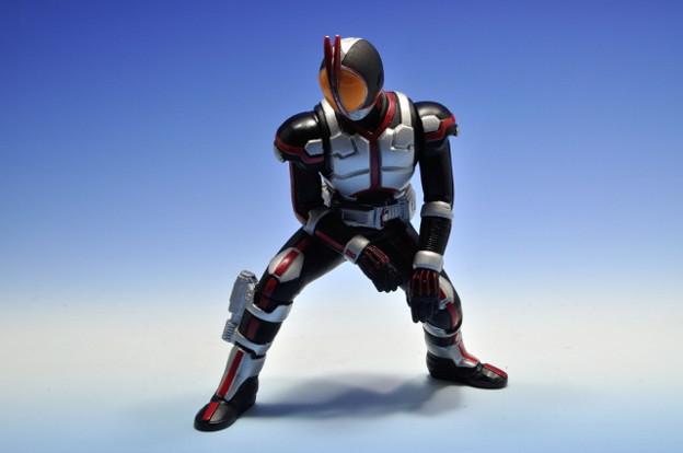 バンダイ_京本セレクション 仮面ライダー編 仮面ライダーファイズ_005