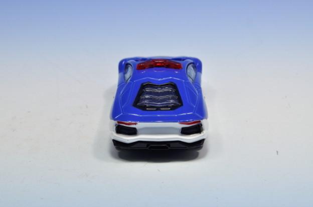 タカラトミー_2017 株主優待限定企画セット ランボルギーニ アヴェンタドール クーペ Lamborghini Aventador_005