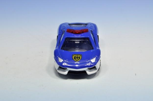 タカラトミー_2017 株主優待限定企画セット ランボルギーニ アヴェンタドール クーペ Lamborghini Aventador_004