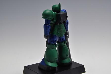 バンプレスト_MOBILE SUIT GUNDAM ミニフィギュアコレクション5 MS-05B ザクI_005