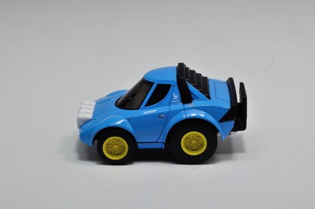 トミーテック_チョロQ zero  No.Z-28c ランチア ストラトス HF Lancia Stratos HF_003
