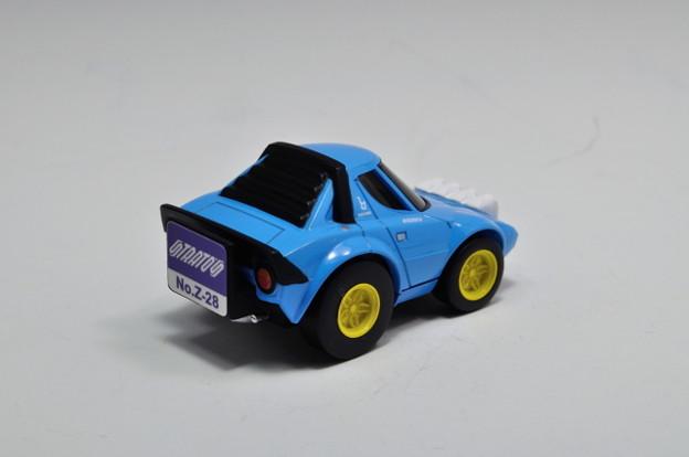 トミーテック_チョロQ zero  No.Z-28c ランチア ストラトス HF Lancia Stratos HF_002