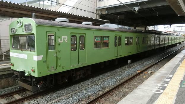 JR西日本:103系(NS403)-01