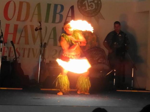 Photos: ポリネシアンカルチャーセンターショー3