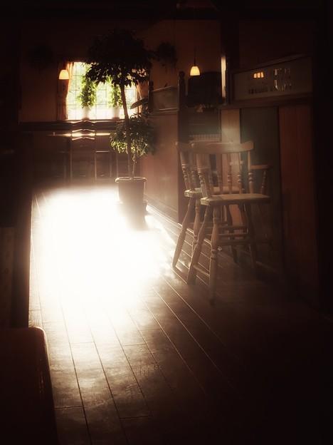 写真: ファミリーレストラン