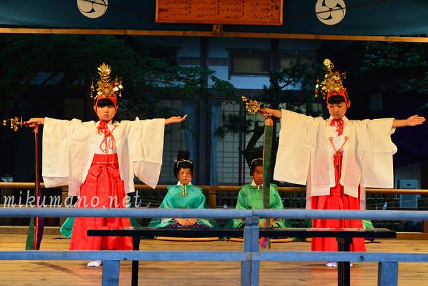 熊野那智大社例大祭4・宵宮