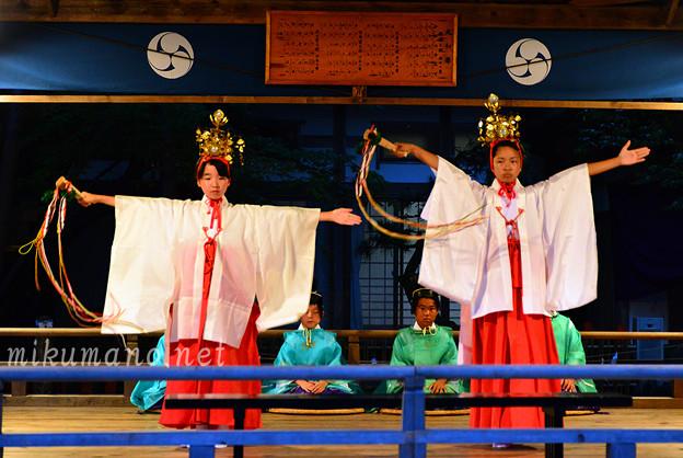 熊野那智大社例大祭5・宵宮