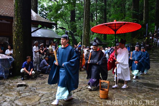 熊野那智大社例大祭8・本祭