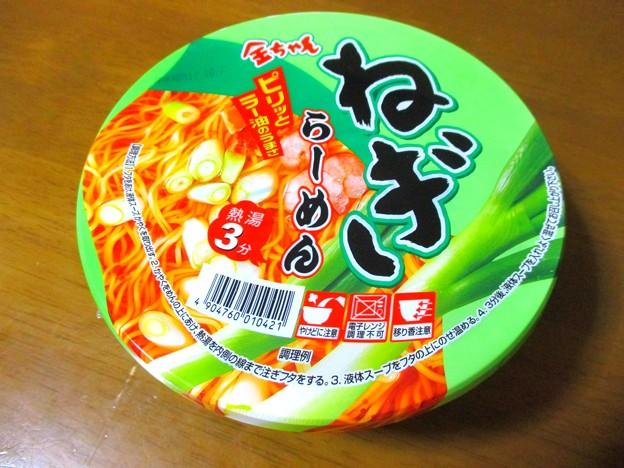 徳島製粉 金ちゃん ねぎラーメン01