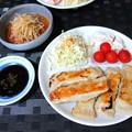 Photos: 棒餃子定食