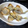 Photos: 豆鯵の干物