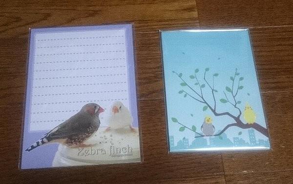 小鳥作家の手作り雑貨市