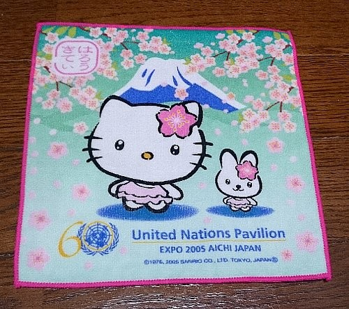 United Nations Pavilion EXPO 2005 AICHI JAPAN