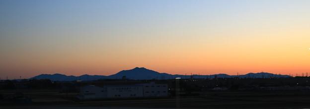 写真: Mt.Tsukuba