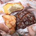 Photos: おいしいメロンパン♪