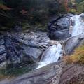 噴水滝 中段上段
