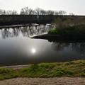 Photos: 渡良瀬川と巴波川の際
