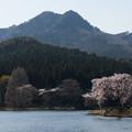Photos: 赤川ダムより古賀志山を望む