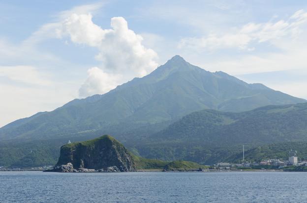 利尻島@2012北海道旅行2日目