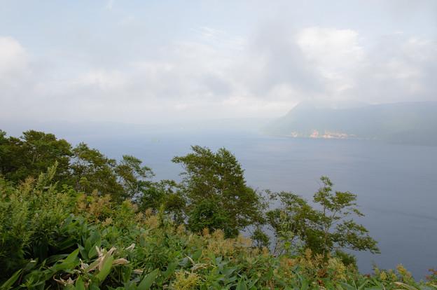 摩周湖第一展望台@2013北海道旅行初日