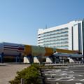 写真: ロケット広場