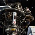 H-ⅡA/Bロケットの第1段エンジン